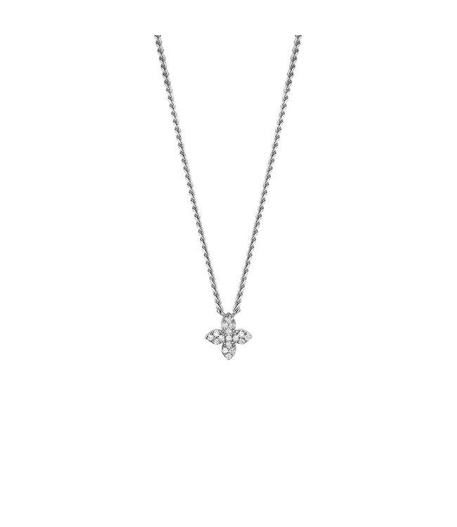 Diamanti Per Tutti Little Flower necklace M467