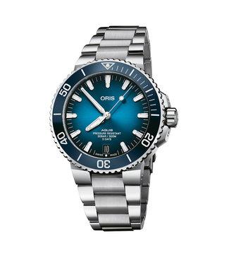 Oris Aquis Date Automatic 5 Days heren horloge 0140077634135-07 8 24 09PEB