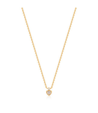 Ania Haie Midnight Fever - Midnight necklace gold N026-03G