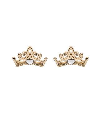 Disney oorbellen 9kt Princess 400918L