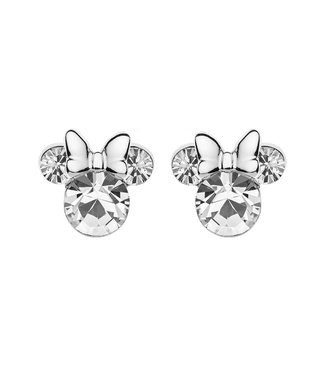 Disney oorbellen Disney Minnie Mouse Birthstone April E905162RAPRL