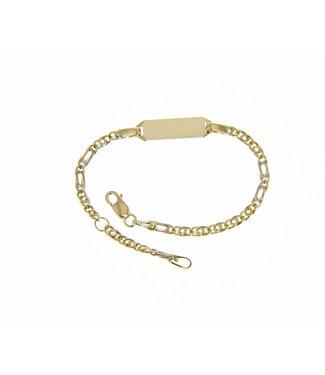 armband 18kt Identiteit 171409