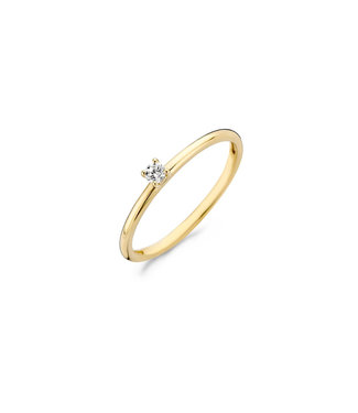 Blush ring 14kt 1200YZI