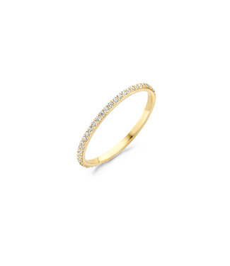 Blush ring 14kt 1201YZI