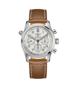Longines Spirit Automatic Chronograph heren horloge L38204732