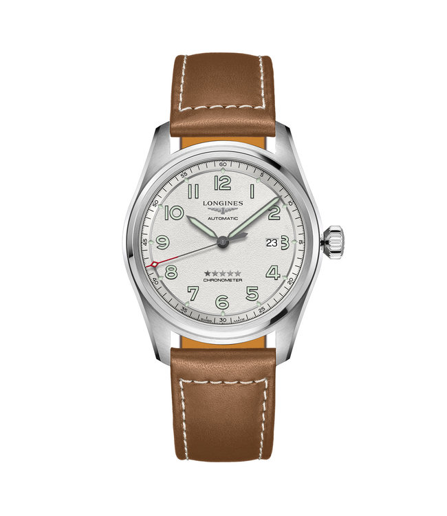 Longines Spirit Automatic Chronograph heren horloge L38114732