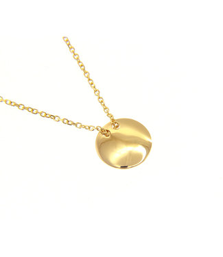 Willems Creations ketting geelgoud 18kt 201331