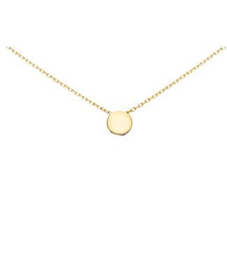 Willems Creations ketting geelgoud 18kt 244557