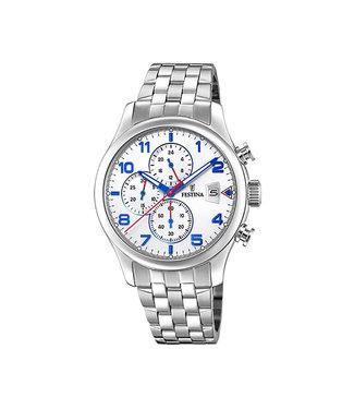 Festina Chronograph heren horloge F20374/4
