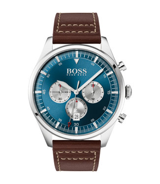 Hugo Boss Pioneer Chrono heren horloge 1513709