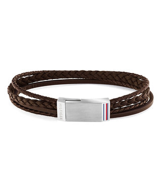Tommy Hilfiger armband leder 2790280S