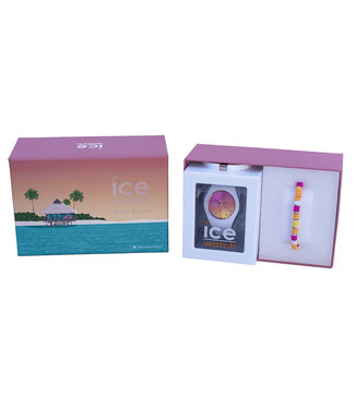 Ice Watch Gift Box Limited Edition - Ice Sunset - California - Medium - 018494