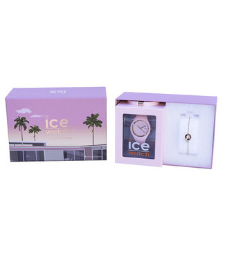 Ice Watch Gift Box Limited Edition - Ice Glam Pastel - Pink Lady - Small - 018497
