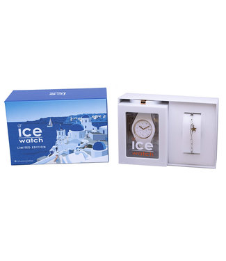 Ice Watch Gift Box Limited Edition - Ice Cosmos - Star White - Medium - 018499