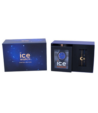 Ice Watch Gift Box Limited Edition - Ice Cosmos - Star Deep Blue - Small - 018693