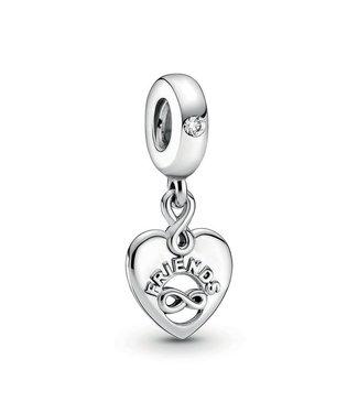 Pandora Friends Forever Heart dangle 799294C01