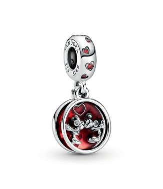 Pandora Disney, Mickey & Minnie Mouse Love and Kisses 799298C01