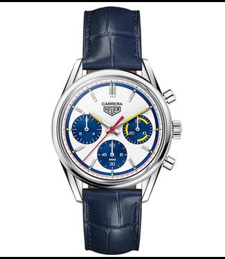 Tag Heuer Carrera 160 Years Anniversary Limited Edition Automatic heren horloge CBK221C.FC6488