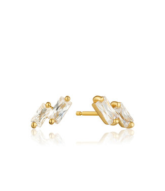 Ania Haie Glow Getter - Glow stud earrings E018-07G