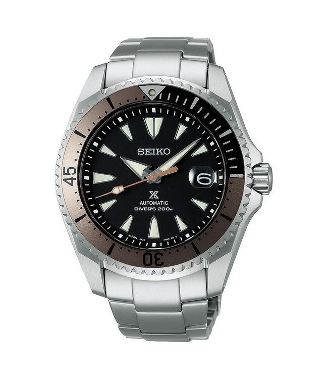 Seiko Prospex Automatic Diver Titanium heren horloge SPB189J1