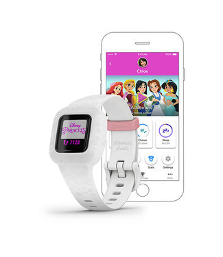 Garmin Vivofit jr3 Kids Fitness Tracker - Disney Princess 010-02441-12