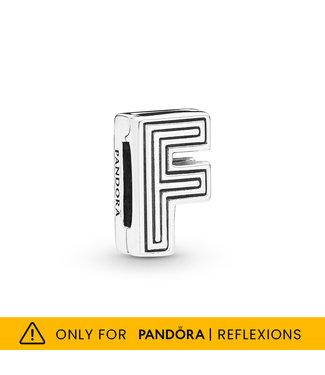 Pandora Reflexions Letter F 798202