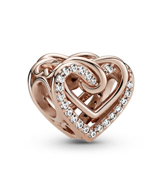 Pandora Sparkling Entwined Hearts 789270C01