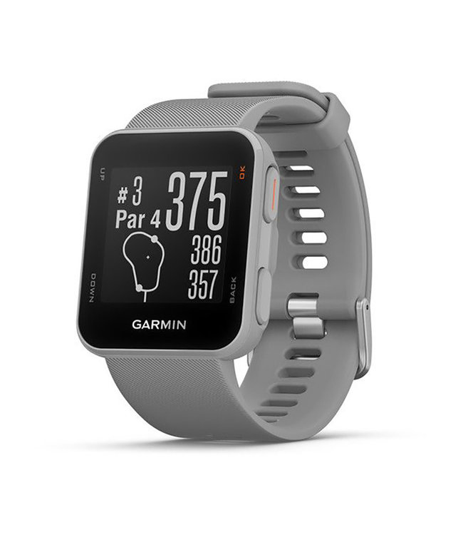 Garmin Approach S10, Golf GPS, Powder Gray 010-02028-01