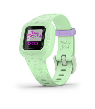 Garmin Vivofit Jr.3 Kids Fitness Tracker - Disney, The Little Mermaid - 010-02441-13