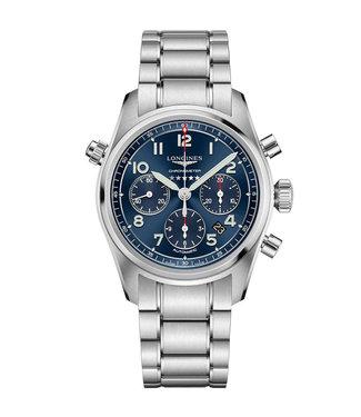 Longines Spirit Automatic Chronograph heren horloge L38204936