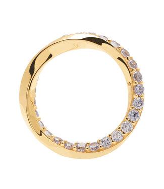PDPaola ring Cavalier - Cavalier gold - AN01-197