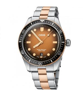 Oris Divers Sixty-Five Automatic heren horloge 0173377074356-0782017