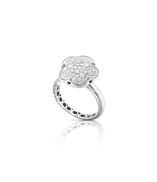 Pasquale Bruni ring Bon Ton white gold 15042B