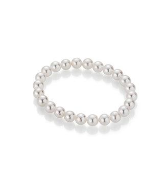 Gellner Pearls armband Parel zoetwater 8-8,5 mm 5-22720-07