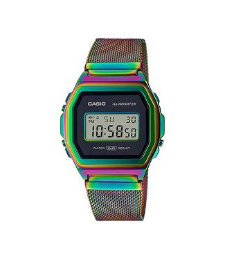 Casio Vintage dames horloge A1000RBW-1ER