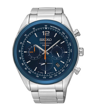 Seiko Chronograph heren horloge SSB091P1