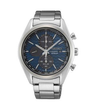 Seiko Chronograph Solar heren horloge SSC801P1