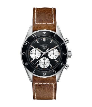 Tag Heuer The Iconic Autavia Heritage Automatic heren horloge CBE2110.FC8226