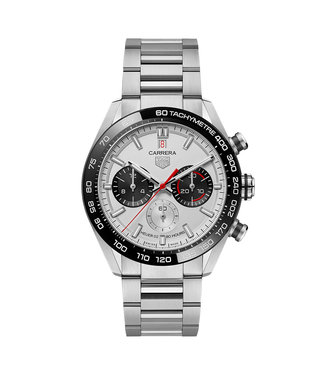 Tag Heuer Carrera 160 Years Limited Edition Automatic Chronograph heren horloge CBN2A1D.BA0643