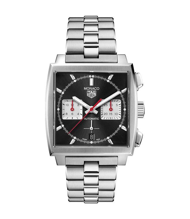 Tag Heuer Monaco Automatic Chronograph heren horloge CBL2113.BA0644