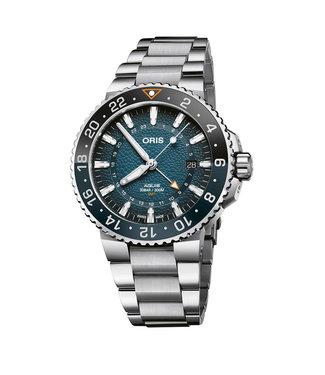 Oris Aquis Whale Shark Automatic Limited Edition heren horloge 0179877544175-SET