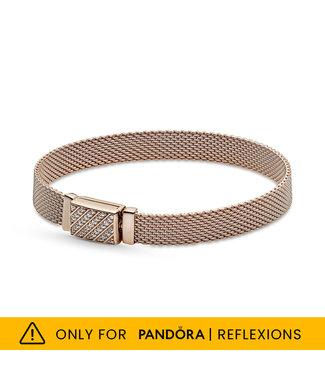 Pandora Reflexions Long Clasp Pavé bracelet 589358C01