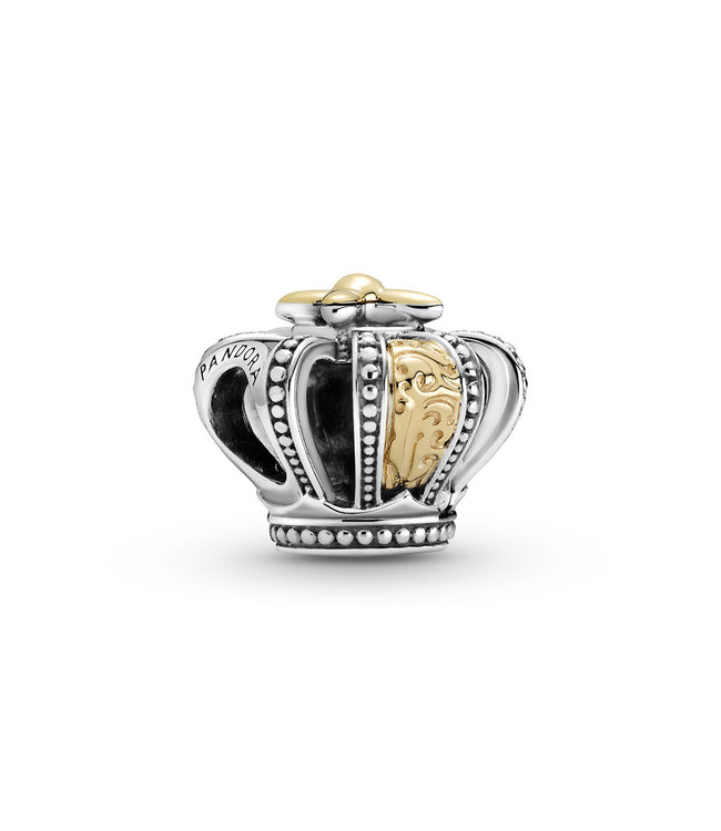 Pandora Two-Tone Regal Crown 799340C00