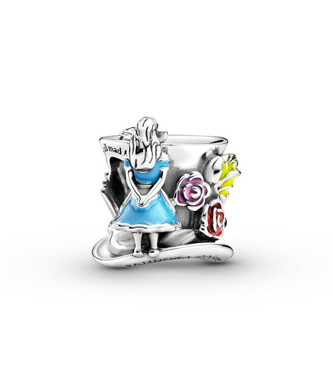 Pandora Disney, Alice in Wonderland - The Mad Hatter's Tea Party 799348C01