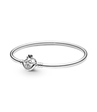 Pandora Disney, Alice in Wonderland - Cheshire Cat clasp bangle 599343C00