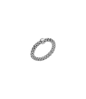 Fope ring Essentials witgoud AN04M