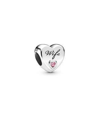Pandora Wife Love Heart 798249PCZ