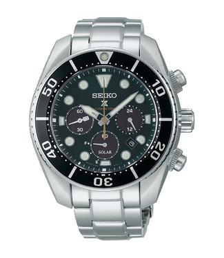 Seiko Prospex Solar Sumo Chronograph Limited Edition heren horloge SSC807J1