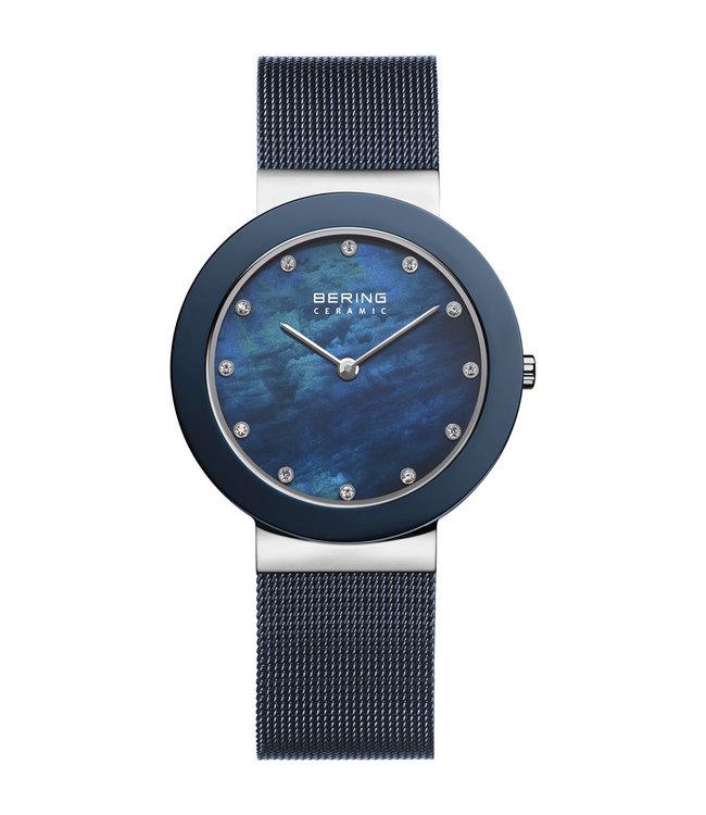 Bering Ceramic dames horloge 11435-387