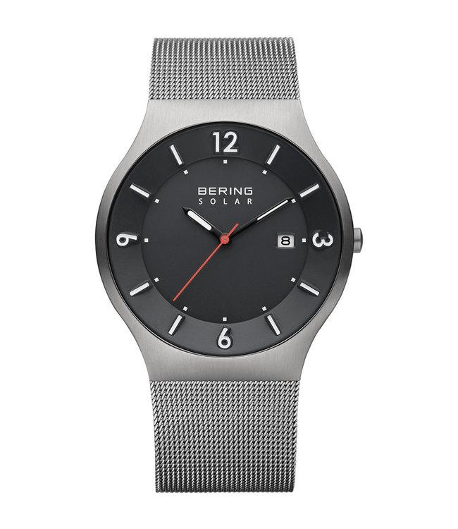 Bering Solar heren horloge 14440-077